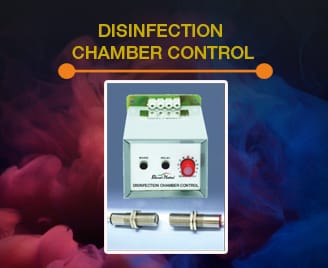 DISINFECTION CHAMBER CONTROL